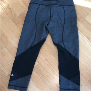 lululemon athletica Pants - Lululemon pace rival crop